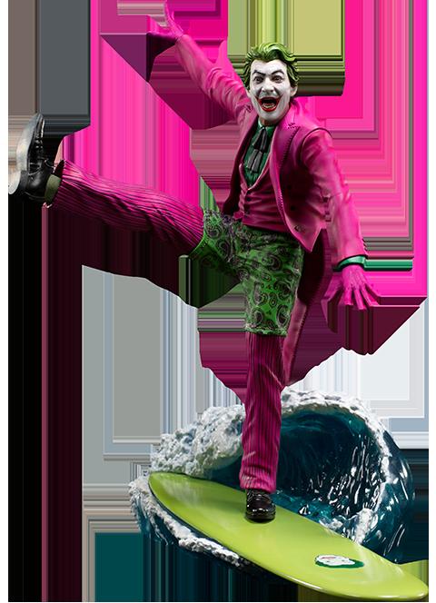 Iron Studios The Joker Deluxe 1:10 Scale Statue