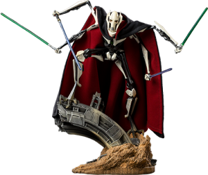 General Grievous Deluxe 1:10 Scale Statue