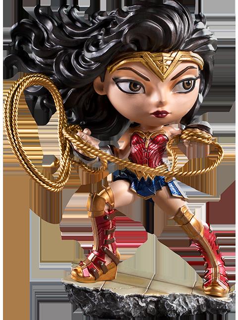 Iron Studios Wonder Woman 1984 Mini Co. Collectible Figure