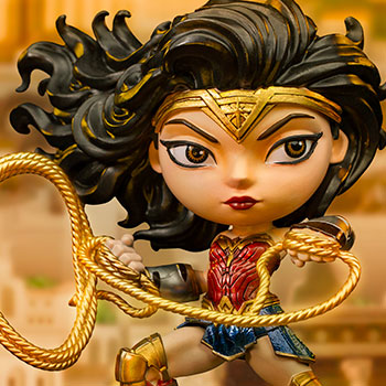 Wonder Woman 1984 Mini Co. Collectible Figure