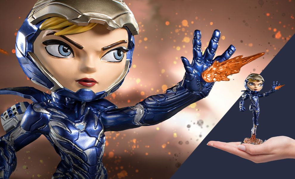 Gallery Feature Image of Pepper Potts Mini Co. Collectible Figure - Click to open image gallery
