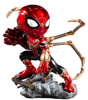 Iron Spider Mini Co. Collectible Figure
