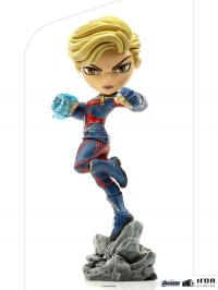 Gallery Image of Captain Marvel Mini Co. Collectible Figure