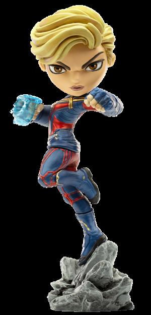 Captain Marvel Mini Co. Collectible Figure