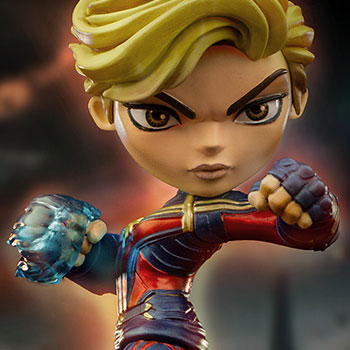 Captain Marvel Mini Co. Collectible Figure