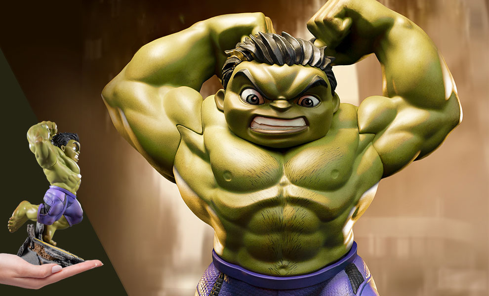 Gallery Feature Image of Hulk Mini Co. Collectible Figure - Click to open image gallery