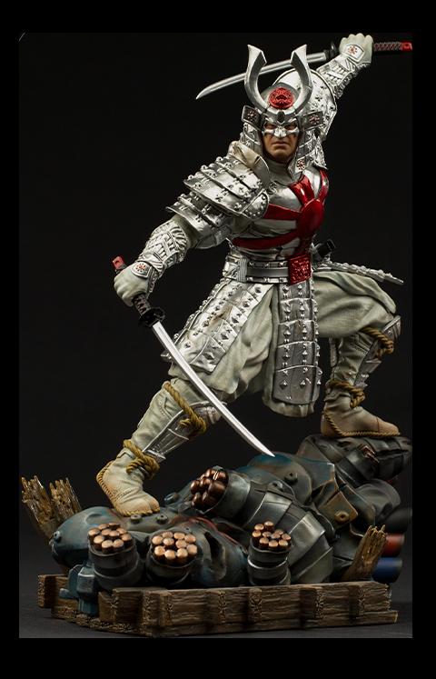 Iron Studios Silver Samurai 1:10 Scale Statue