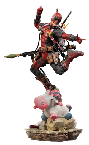 Deadpool Deluxe 1:10 Scale Statue