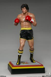 Gallery Image of Rocky II Statue