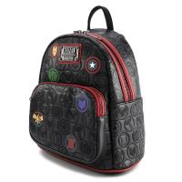 Gallery Image of Marvel Icons AOP Mini Backpack Apparel
