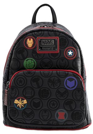 Marvel Icons AOP Mini Backpack Apparel