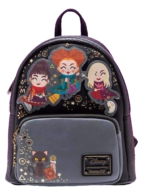 Loungefly Hocus Pocus Mini Backpack Apparel