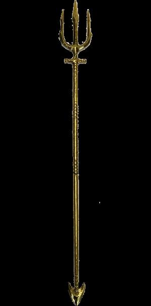 Aquaman Trident Prop Replica