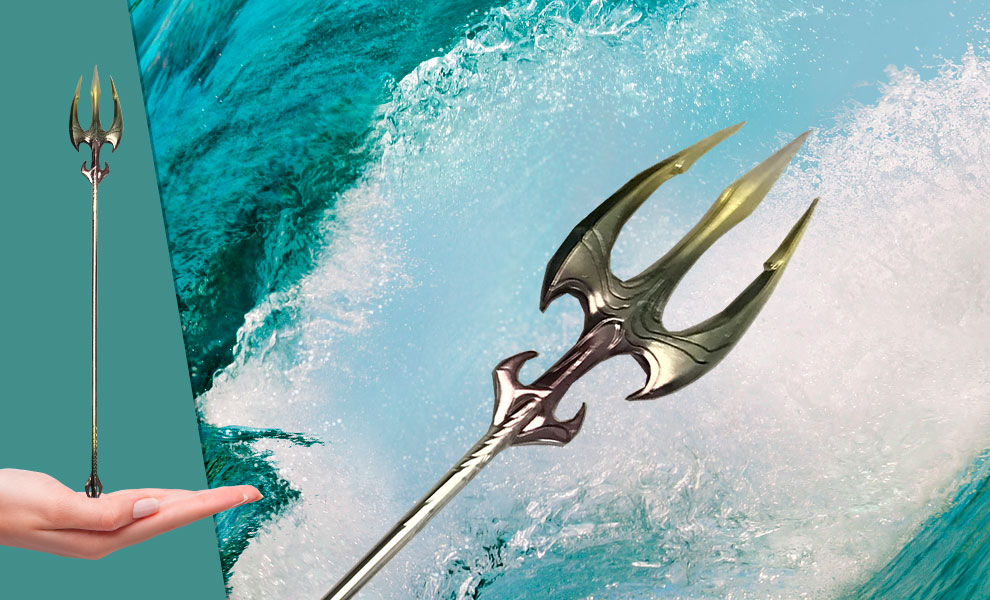 Gallery Feature Image of Orm Trident Prop Replica - Click to open image gallery