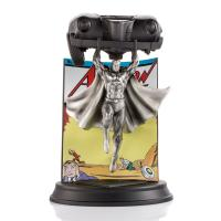 Gallery Image of Superman Action Comics #1 Pewter Collectible