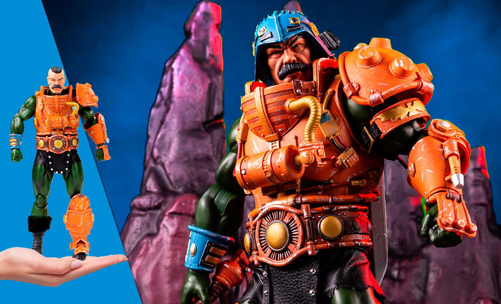Gallery Feature Image of Man At Arms Sixth Scale Figure - Click to open image gallery