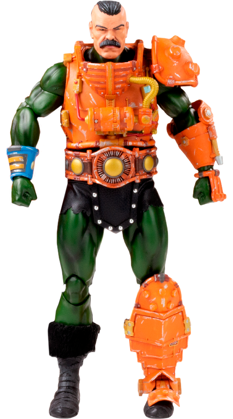 Mondo Man At Arms Sixth Scale Figure