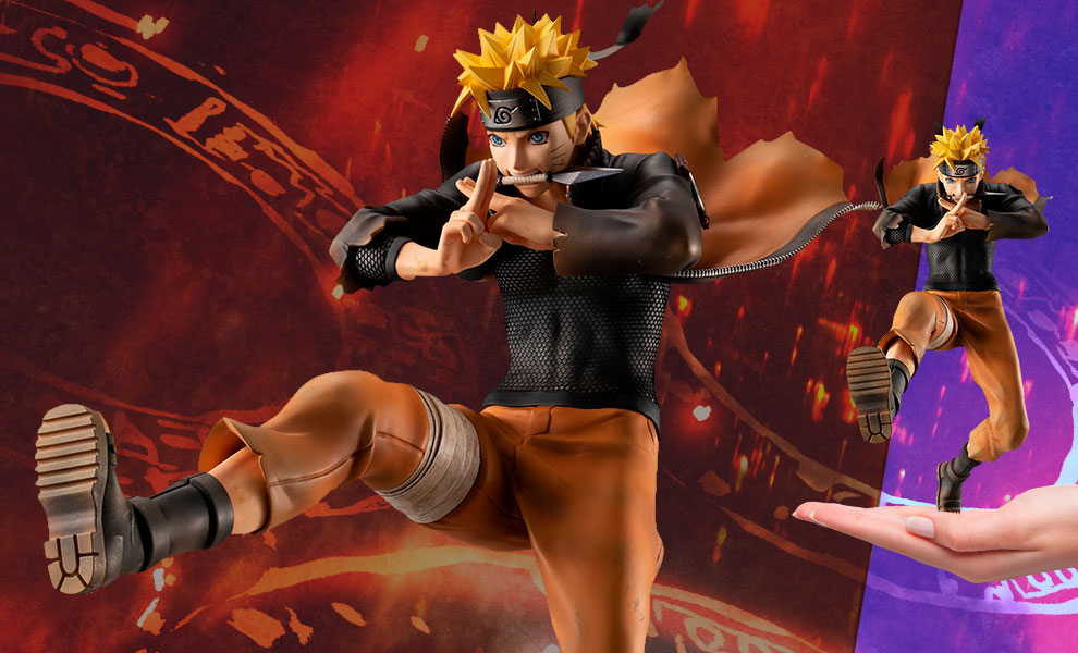 Gallery Feature Image of Naruto Uzumaki (Shinobi World War Version) Collectible Figure - Click to open image gallery