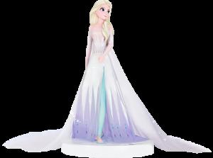 Elsa Statue
