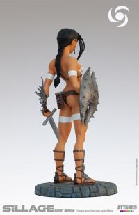 Gallery Image of Nävis the Fearless Warrior Statue
