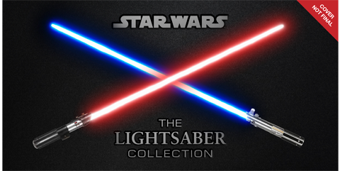 Insight Editions Star Wars: The Lightsaber Collection Book