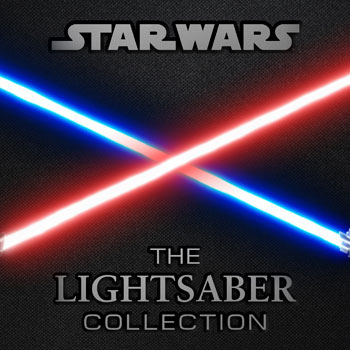 Star Wars: The Lightsaber Collection Book