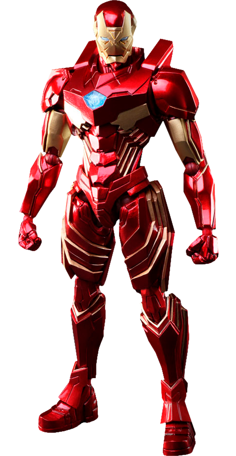 Square Enix Iron Man Action Figure