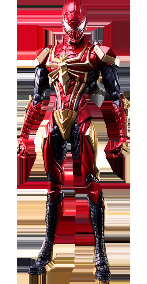 Square Enix Spider-Man Action Figure