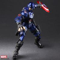 Gallery Image of Captain America Action Figure