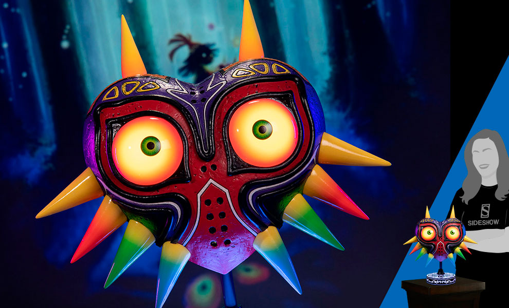 Gallery Feature Image of Majora's Mask (Collector's Edition) Statue - Click to open image gallery
