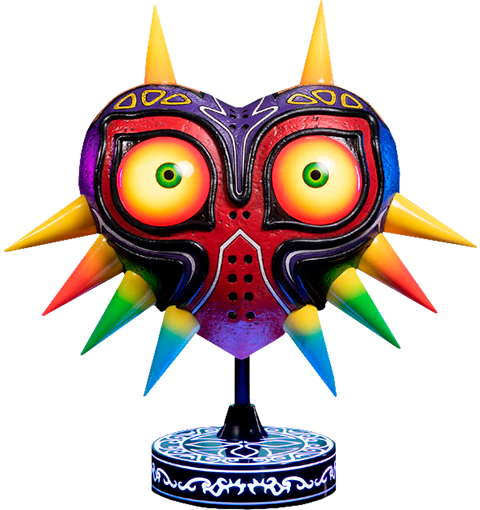 First 4 Figures Majora's Mask (Collector's Edition) Statue
