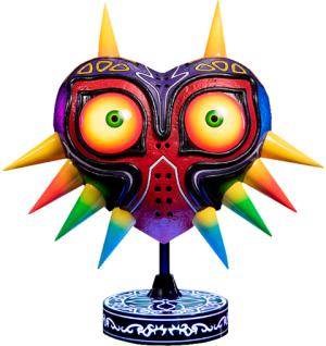 Majora's Mask (Collector's Edition) Statue