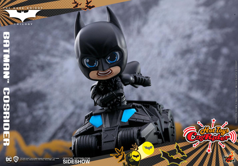 Hot Toys Batman O Cavaleiro Das Trevas trilody Colecionável Boneco Coringa COSBABY Modelo