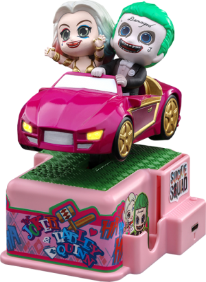 The Joker & Harley Quinn Collectible Figure