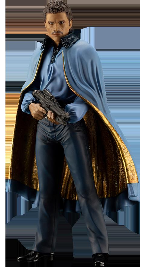 Kotobukiya Lando Calrissian 1:10 Scale Statue