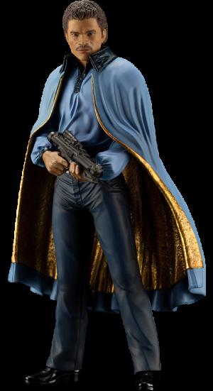 Lando Calrissian 1:10 Scale Statue