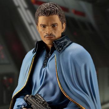 Lando Calrissian Star Wars 1:10 Scale Statue