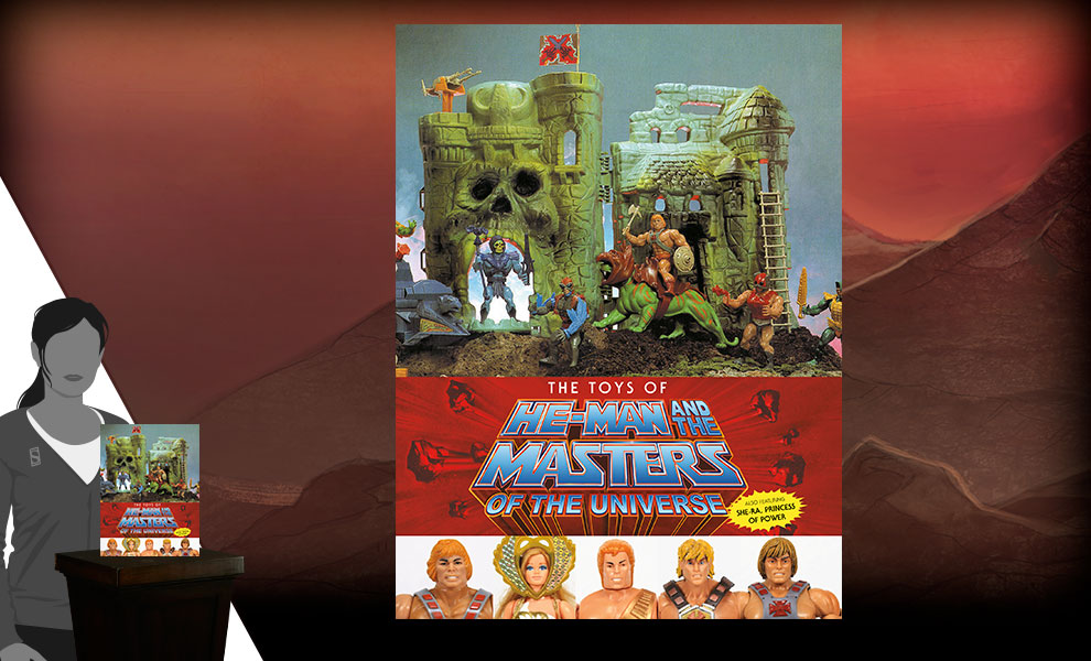 Gallery Feature Image of The Toys of He-Man and the Masters of the Universe Book - Click to open image gallery