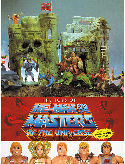 Dark Horse Comics The Toys of He-Man and the Masters of the Universe Book