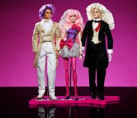 Gallery Image of Perfect Match Rio Pacheco™, JEM™ and Riot Llewelyn™ Gift Set Collectible Doll