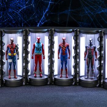Spider-Man Armory Miniature (Series 2) Diorama