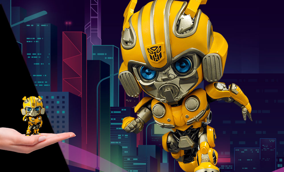 Gallery Feature Image of Bumblebee Nendoroid Collectible Figure - Click to open image gallery