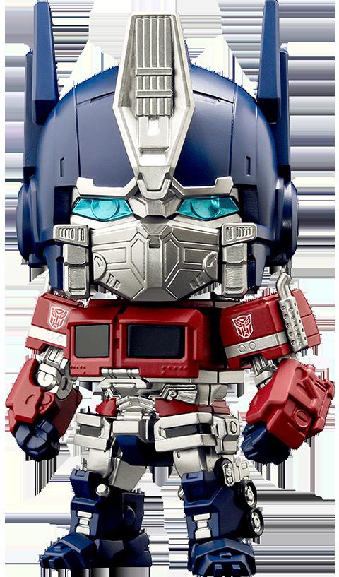 Sentinel Optimus Prime Nendoroid Collectible Figure