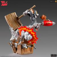 Gallery Image of Tom & Jerry Statue