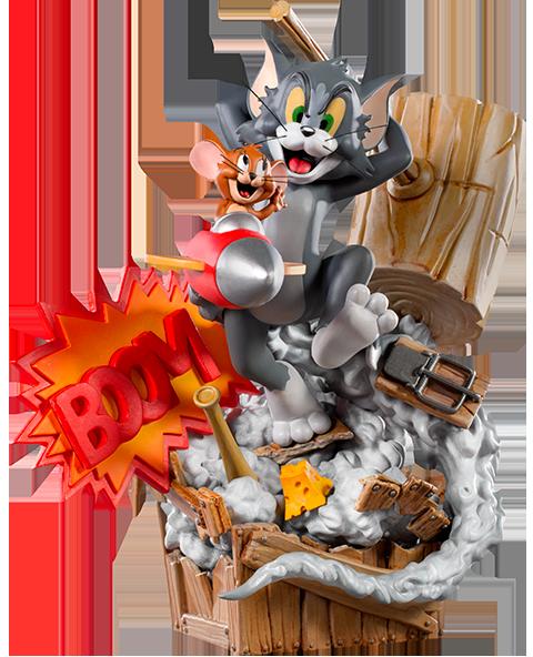 Iron Studios Tom & Jerry Statue