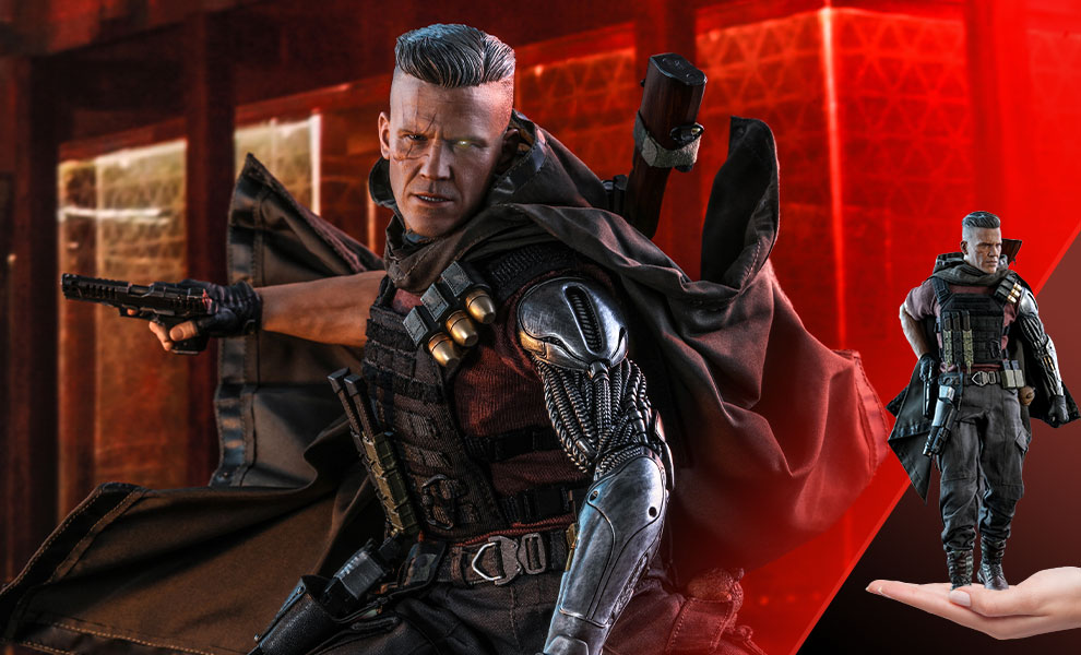 Gallery Feature Image of Cable Sixth Scale Figure - Click to open image gallery