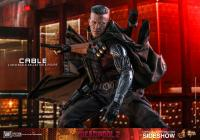 Gallery Image of Cable Sixth Scale Figure