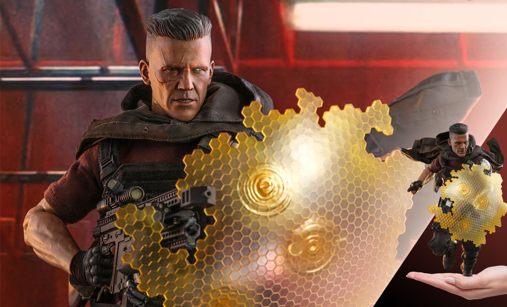 Gallery Feature Image of Cable (Special Edition) Sixth Scale Figure - Click to open image gallery