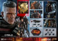 Gallery Image of Cable (Special Edition) Sixth Scale Figure