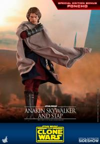 Gallery Image of Anakin Skywalker and STAP (Special Edition) Sixth Scale Figure Set